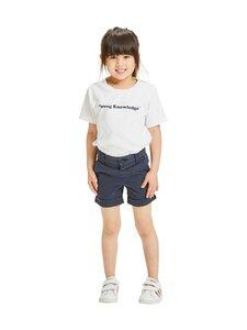 Knowledge Cotton Apparel - Kale Regular Chino Shorts - shortsit - 1001 TOTAL ECLIPSE | Stockmann