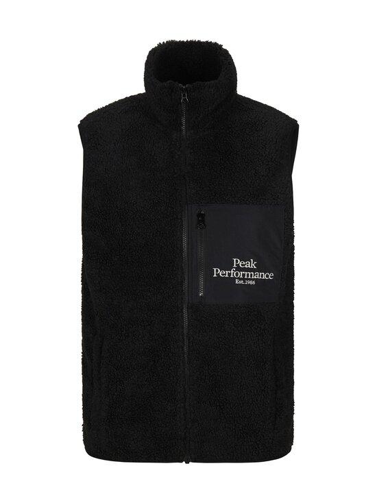 Peak Performance - Original Pile Vest -liivi - 050 BLACK | Stockmann - photo 1