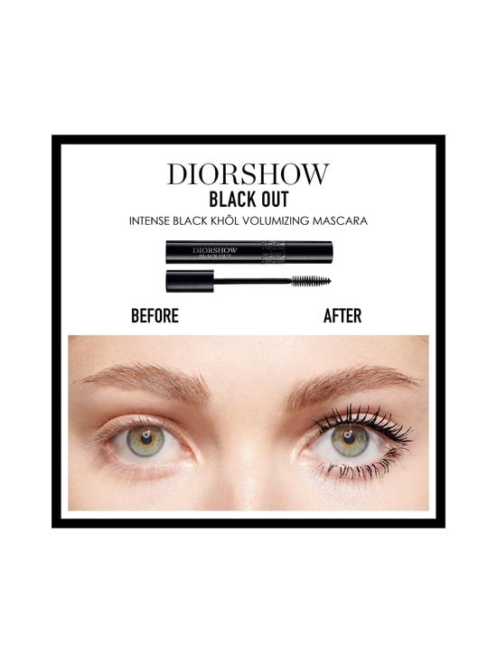 DIOR - Diorshow Black Out Mascara -ripsiväri - BLACK | Stockmann - photo 2