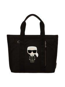 Karl Lagerfeld - K/Ikonik Nylon Tote -laukku - A999 BLACK   Stockmann