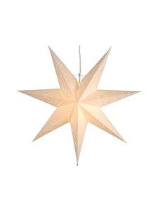 Star - Hanging Paper Star Sensy -koristevalo 54 x 51 x 16 cm - WHITE (VALKOINEN)   Stockmann