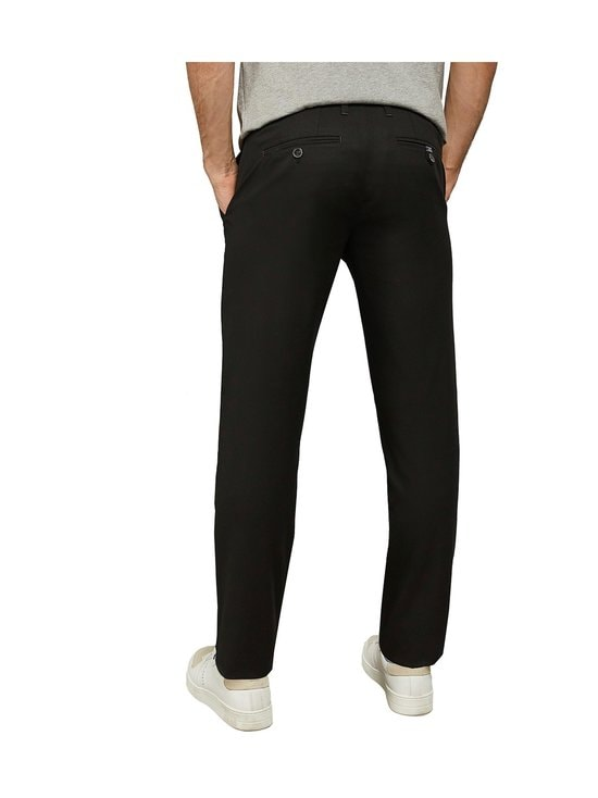 Ted Baker London - Seyii Slim Fit Plain -housut - 00 BLACK | Stockmann - photo 6