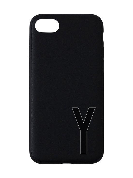 Design Letters - iPhone-suojakuori, Y - BLACK | Stockmann - photo 1