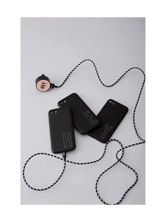 Design Letters - iPhone-suojakuori, Y - BLACK | Stockmann - photo 2