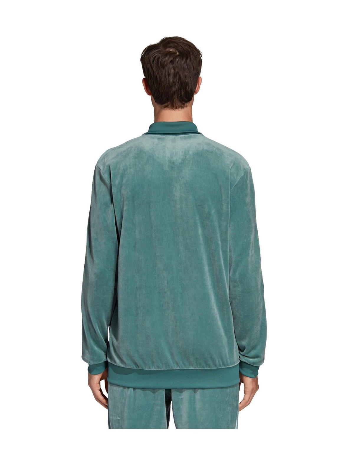 Vapour Steel Adidas Originals Cozy Track Jacket -takki  ead8b3b1d1