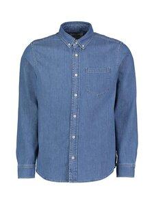 Carhartt WIP - L/S Civil Shirt -farkkupaita - BLUE / STONE WASHED | Stockmann