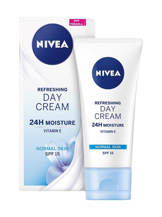 NIVEA - Refreshing Day Cream SPF15 -päivävoide normaalille iholle 50 ml - NOCOL | Stockmann - photo 2