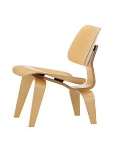 Vitra - LWC Lounge Chair Wood -nojatuoli - NATURAL ASH | Stockmann