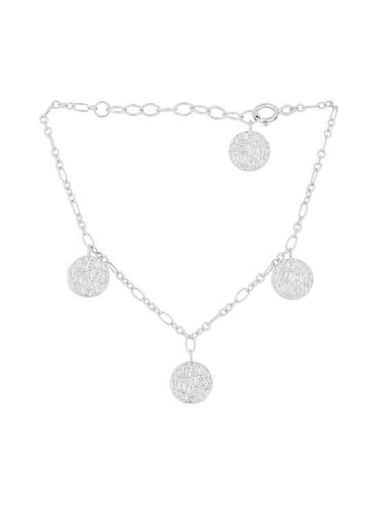 Pernille Corydon - New Moon -rannekoru - S SILVER | Stockmann - photo 1
