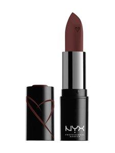 NYX Professional Makeup - Shout Loud Satin Lipstick -huulipuna 3,5 g   Stockmann