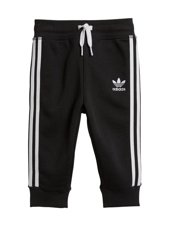 adidas Originals - Trefoil Hoodie -asu - BLACK/WHITE | Stockmann - photo 6