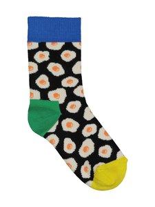 Happy Socks - Kids Sunny Side Up -sukat - 9300-BLACK | Stockmann