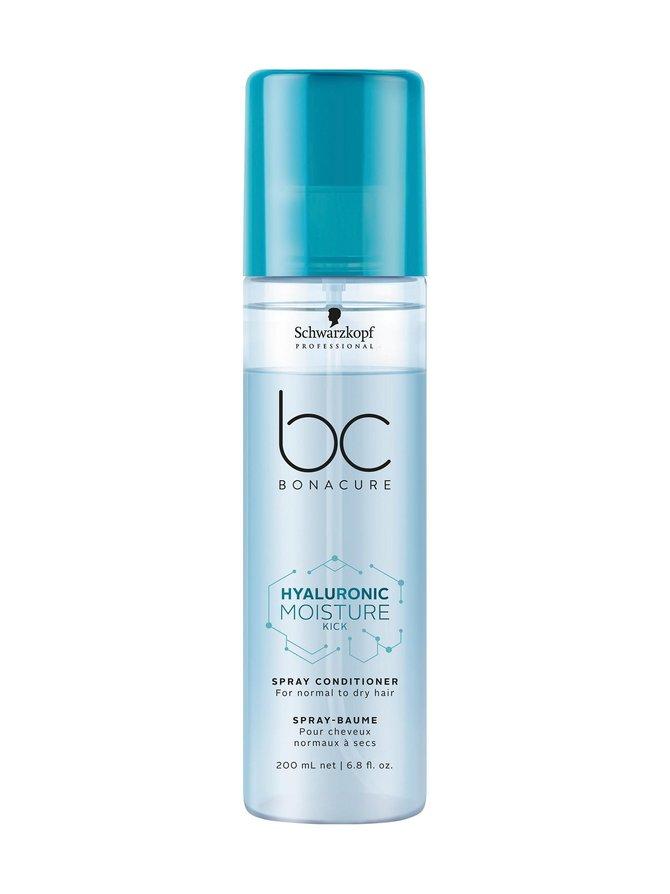 Bonacure Hyaluronic Moisture Kick Spray Conditioner -hoitosuihke 200 ml