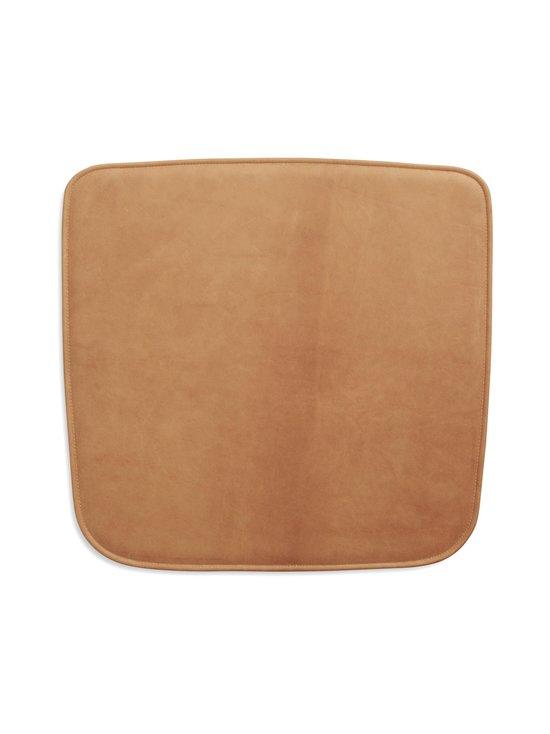 Skagerak - Hven Chair Cushion -istuintyyny 42,5 x 44 cm - COGNAC | Stockmann - photo 1