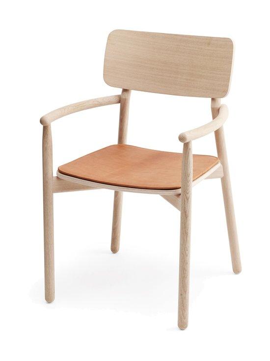 Skagerak - Hven Chair Cushion -istuintyyny 42,5 x 44 cm - COGNAC | Stockmann - photo 2