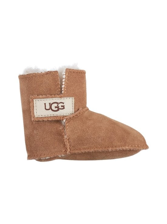 UGG - Erin Crib -nahkatossut - CHESTNUT | Stockmann - photo 1