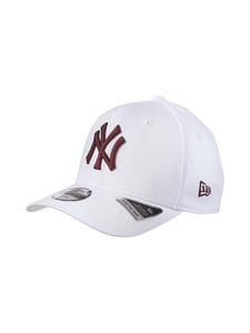 New Era - 9Fifty New York Yankees -lippalakki - WHI | Stockmann