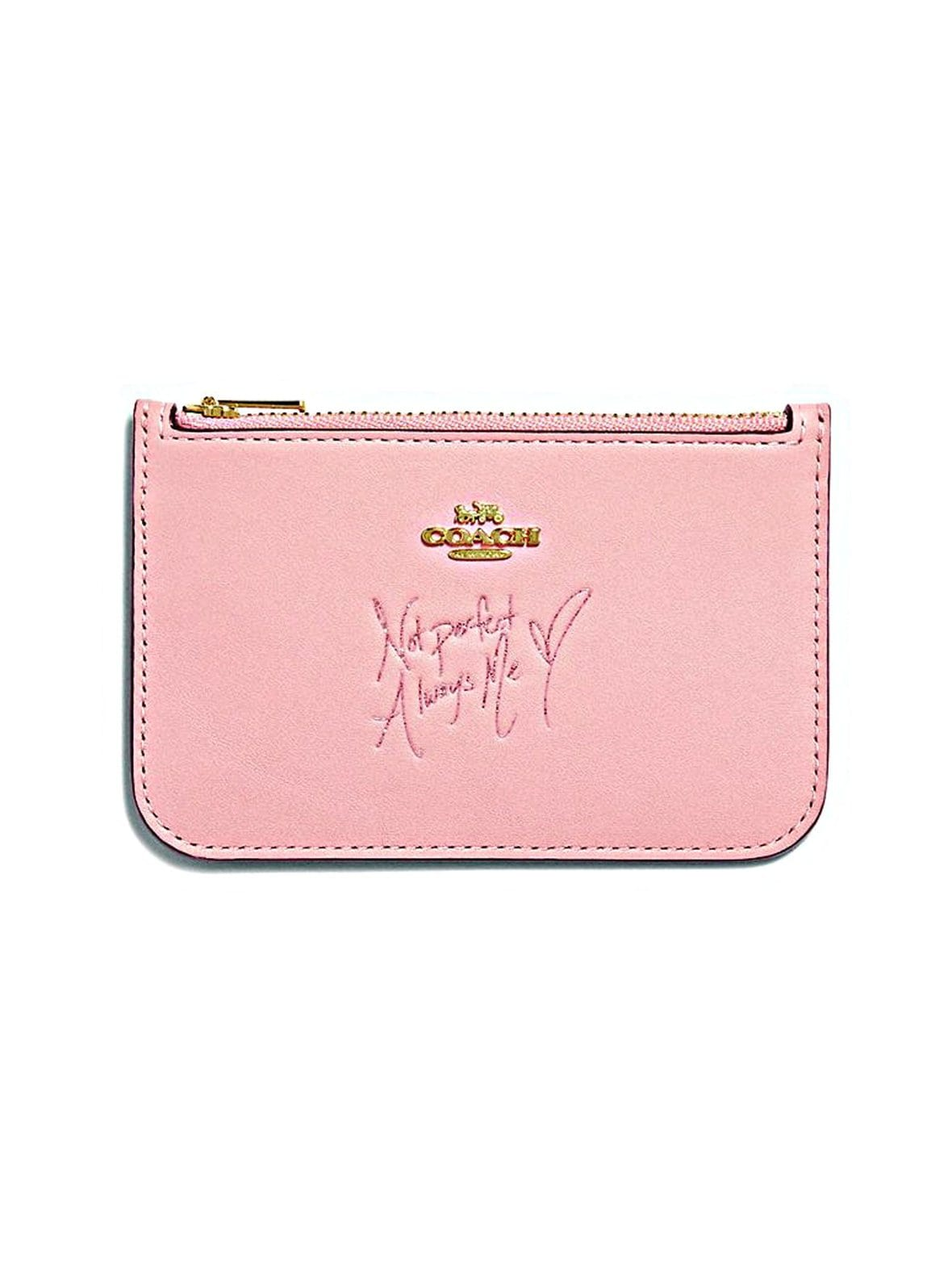 Coach – Selena Zip Card Case In Colorblock -korttikotelo