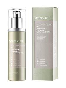 M2 Beauté - Ultra Pure Solutions Facial Nano Serum Spray Hyaluron & Collagen -kasvoseerumisuihke 75 ml | Stockmann