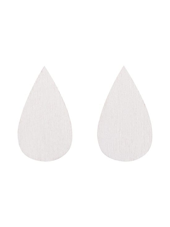 Uhana - Drop Stud Classics -korvakorut - WHITE | Stockmann - photo 1