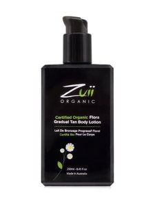 Zuii Organic - Flora Gradual Tan Body Lotion -itseruskettava voide 250 ml | Stockmann