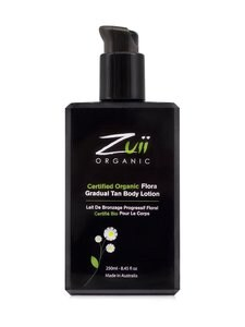 Zuii Organic - Flora Gradual Tan Body Lotion -itseruskettava voide 250 ml - null | Stockmann