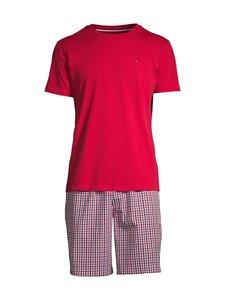Tommy Hilfiger - Pyjama - 0R1 PRIMARY RED/ WHITE | Stockmann