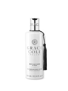 Grace Cole - White Nectarine Pear Body Lotion -vartalovoide 300 ml | Stockmann