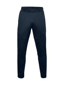Under Armour - Pjt Rock Knit Track Pant -housut - 408 ACADEMY / / GUNMETAL | Stockmann