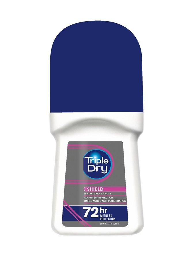 Shield Women Roll-On -antiperspirantti 50 ml