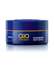 NIVEA - Q10 ENERGY Recharging Night Cream -yövoide 50 ml - null | Stockmann