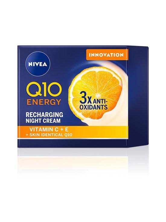 NIVEA - Q10 ENERGY Recharging Night Cream -yövoide 50 ml - VAR_1 | Stockmann - photo 2