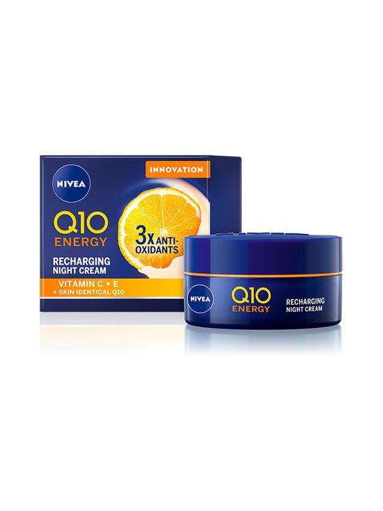 NIVEA - Q10 ENERGY Recharging Night Cream -yövoide 50 ml - VAR_1 | Stockmann - photo 3
