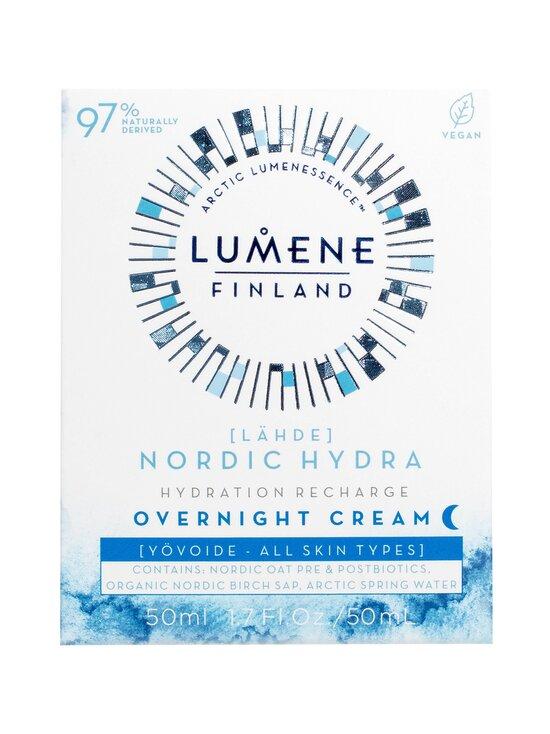 Lumene - LÄHDE Hydration Recharge Overnight Cream -yövoide - VAR_1 | Stockmann - photo 2