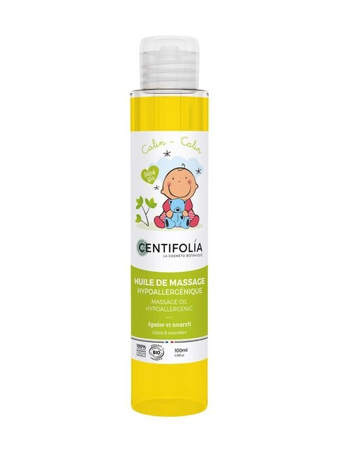 Huile de Massage Oil -ihonhoitoöljy 100 ml