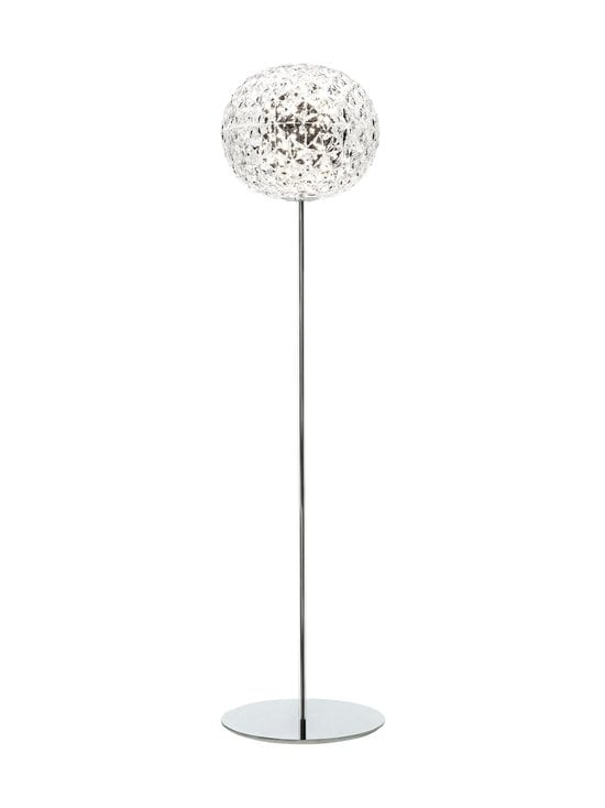 Kartell - Planet-lattiavalaisin 130 cm - CRYSTAL (KIRKAS) | Stockmann - photo 1