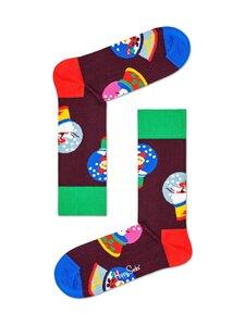 Happy Socks - Snow Globe -sukat - 4500-WINE   Stockmann