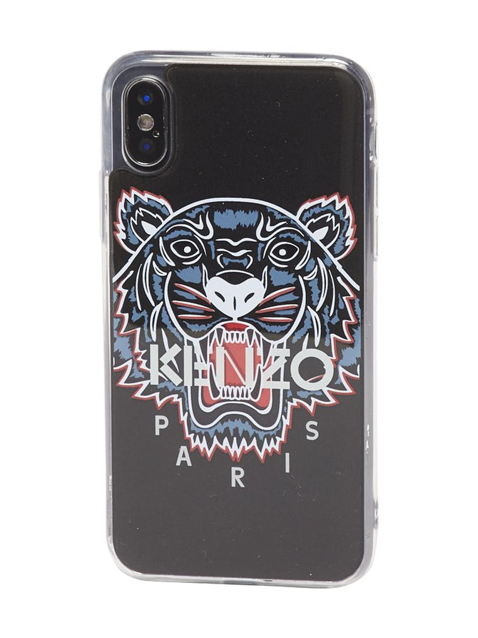 iPhone X/XS Tiger -suojakuori