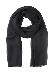 Fraas - Silkkihuivi - 990 BLACK | Stockmann