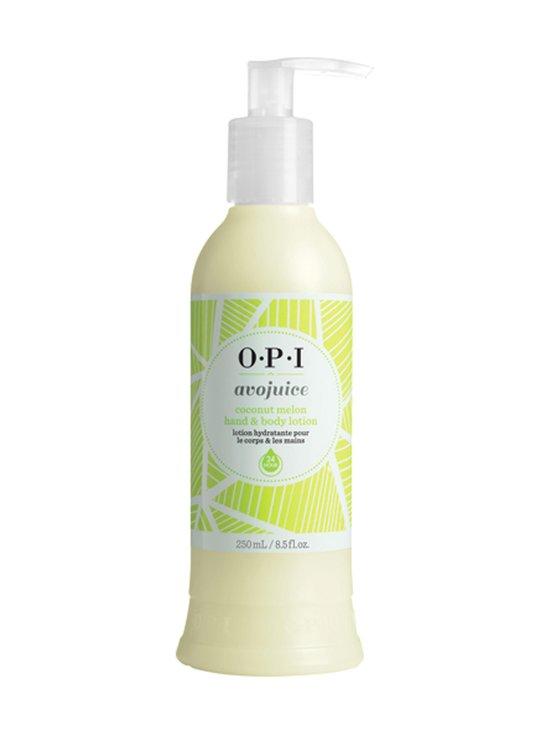 O.P.I. - Avojuice Coconut Melon Hand & Body Lotion -kosteusvoide 250 ml - null | Stockmann - photo 1
