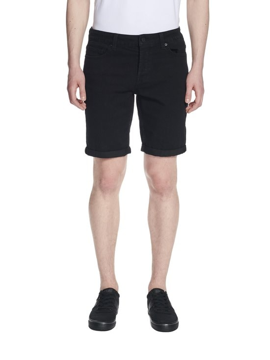 Only & Sons - OnsPly-farkkushortsit - BLACK DENIM | Stockmann - photo 1