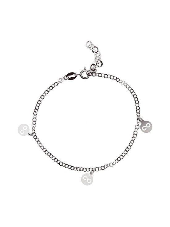 Dfj Collections - Infinity Small Charm -rannekoru - SILVER | Stockmann - photo 1