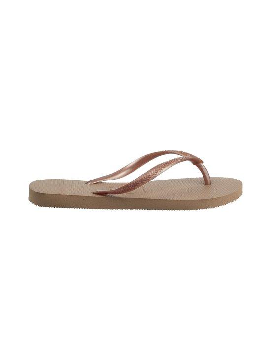 Havaianas - Slim Flip Flops -varvassandaalit - 3581 ROSE GOLD | Stockmann - photo 1