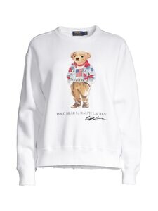 Polo Ralph Lauren - Bear Sweatshirt -college - WHITE | Stockmann