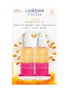 Lumene - VALO Oil-Cocktail duo set -vitamiini-tehohoito tuplapakkaus | Stockmann