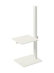 String - Museum Sidetable -sivupöytä 24 x 30 x 76 cm - WHITE | Stockmann