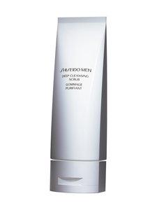 Shiseido - Men Deep Cleansing Scrub - kuoriva puhdistusaine 125 ml - null | Stockmann