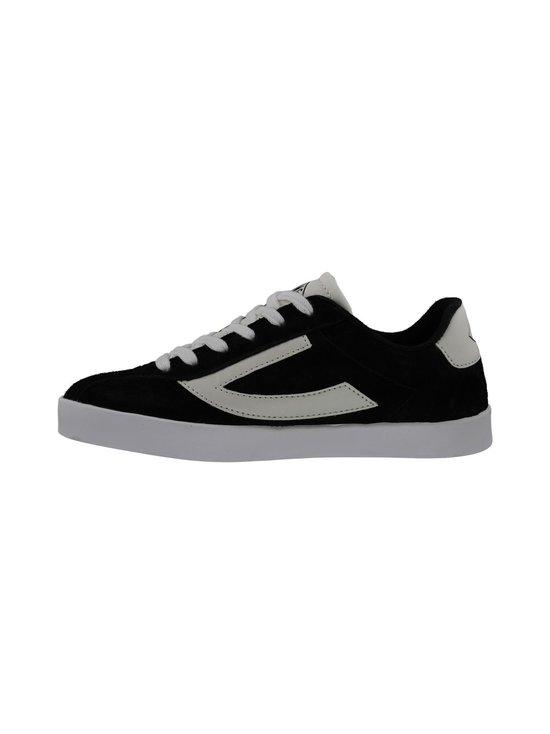 Viking - Retro Trim Sneaker -tennarit - 293 BLACK/ EGGSHELL | Stockmann - photo 3