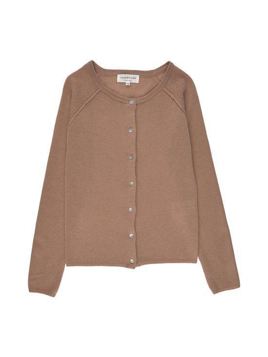 Rosemunde - Wool & Cashmere -neuletakki - 878 NOUGAT BROWN | Stockmann - photo 1