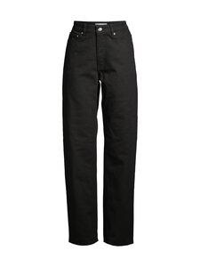 Wood Wood - Jeans Ilo classic denim -farkut - 9999 BLACK | Stockmann